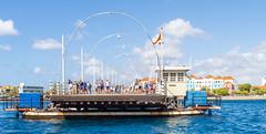 Willemstad auf Curacao