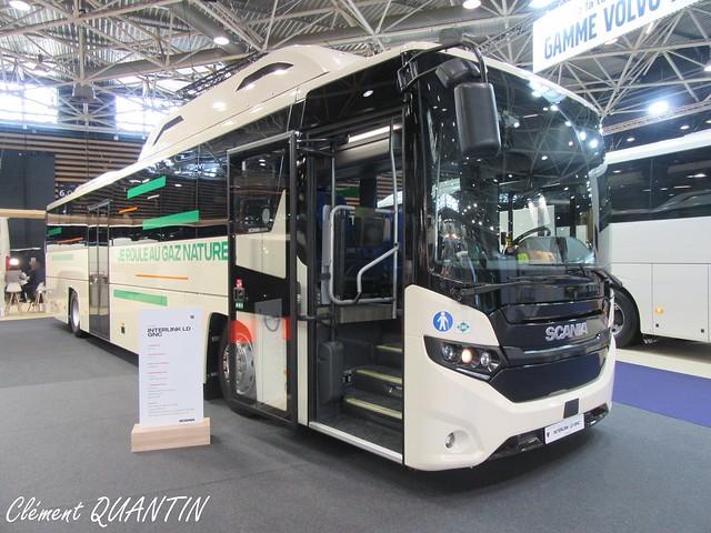 SCANIA Interlink LD GNC - Scania