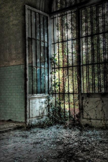 Old asylum