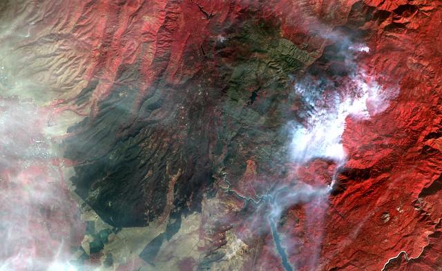 Incêndios em / Fires at Paradise, California - USA
