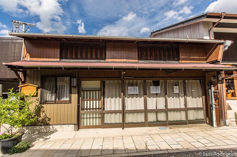 Tenmanya o antigua casa de la familia Furui