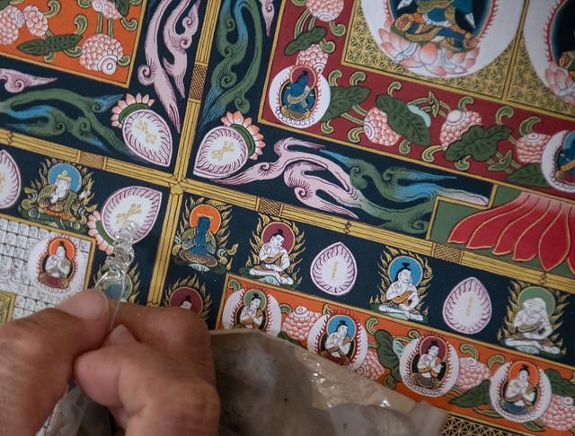 Boudhanath et les environs