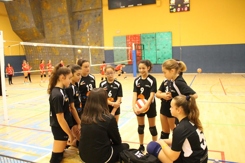 18/19 Voleibol FDM vs Miajadas