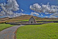 Gallarus Oratory -- Dingle Peninsula County Kerry Ireland April 2018