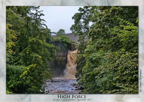 highforcewaterfall teesdale canoneos5dii autumn2017 september2017 kenhawley