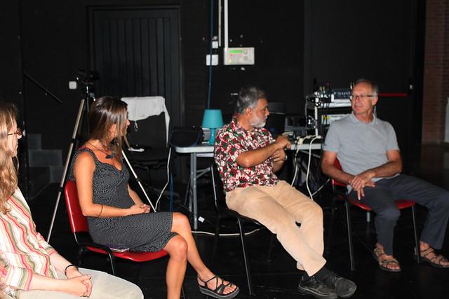 Zapalduen antzerkia / Teatro del oprimido Masterclass