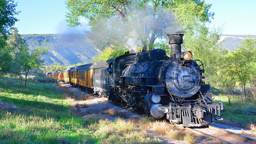 The Durango and Silverton Narrow Gauge Railway | by M McBey