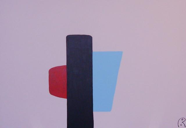 Execution Pole by Jan Theuninck, 2018