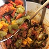 #Eggplant and #Roasted #Peppers #tradition #Homemade #Food #CucinaDelloZio -