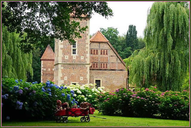 Burg Hülshoff ...