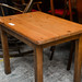 Solid pine table E75