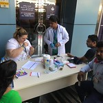 Mega Diabetes Awareness Camp in Collaboration with Canadian Superspeciality Hospital