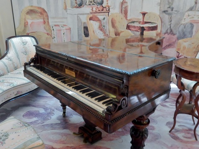 Chopin Played This Piano