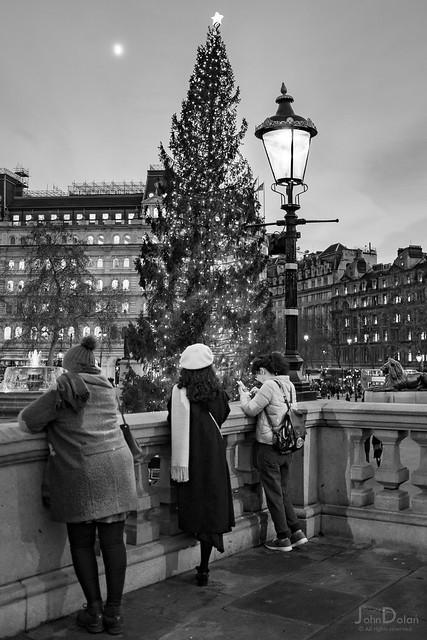 trafalgar square | london