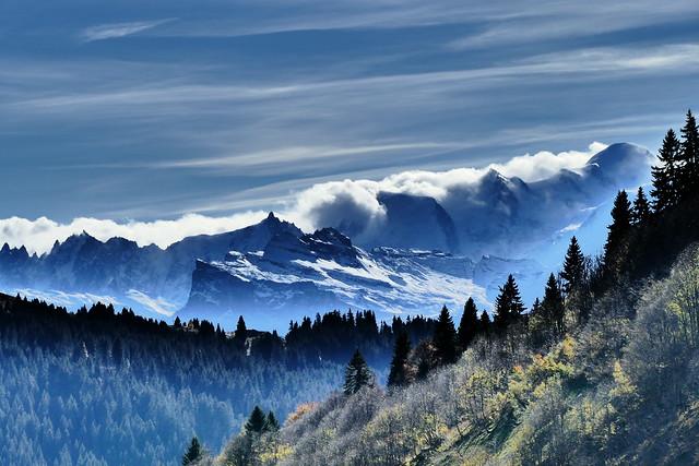 11.05.18.Le Mont Blanc sous le Foehn (2)