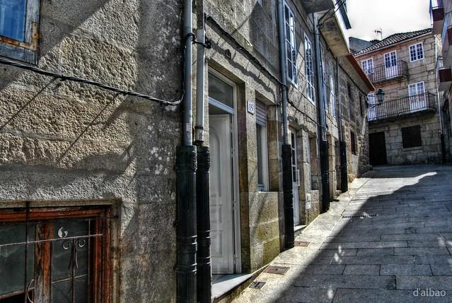 Rúas de Bayona