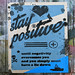 Stay Positive (UPfest 10th anniversary book launch edition) by id-iom