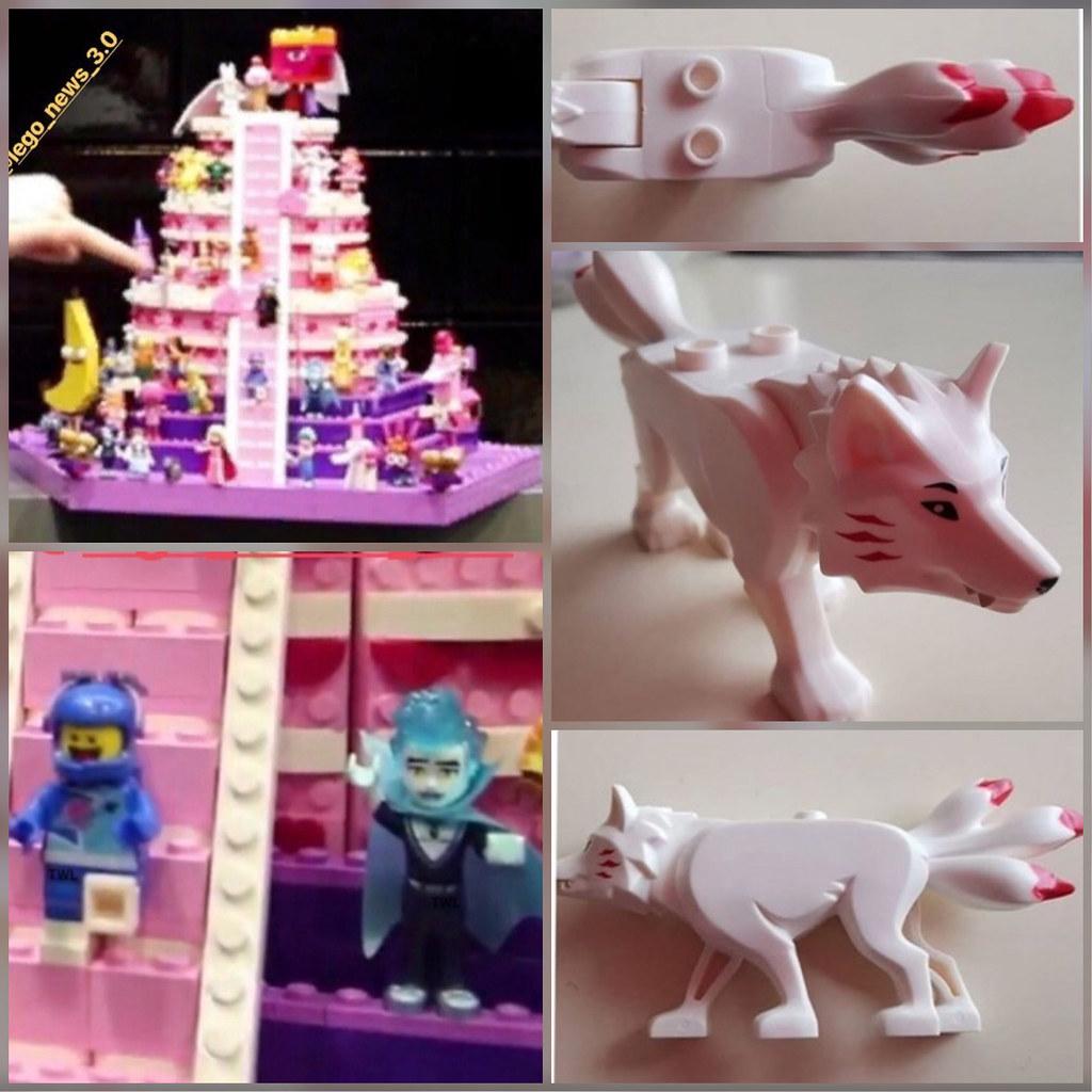 New Lego Peeks Some Kind Of Lego Movie 2 Wedding Cake Flickr
