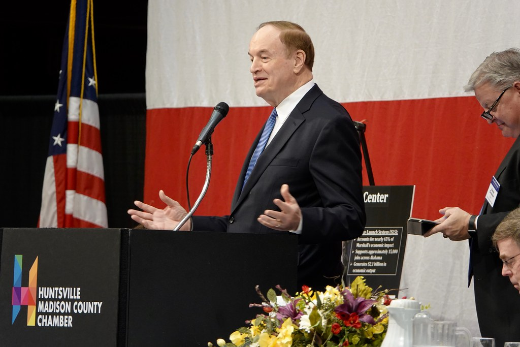 Washington Update featuring Senator Shelby - 105