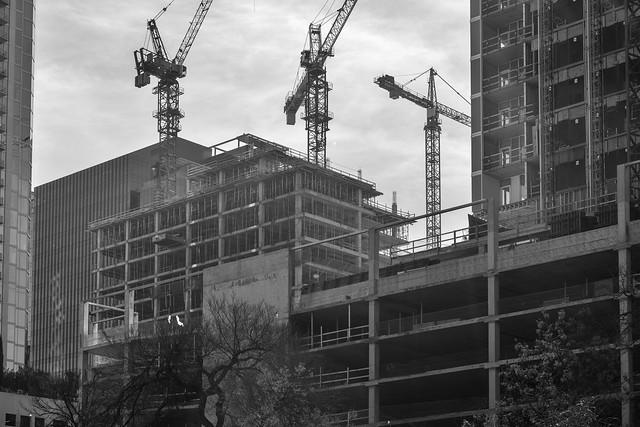 Under Construction in Austin