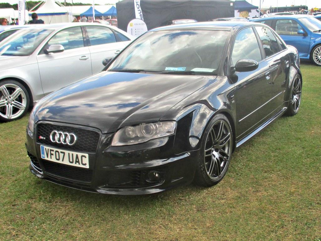 102 Audi RS4 (B7) Quattro (2007)   Audi RS4 (B7) Quattro ...
