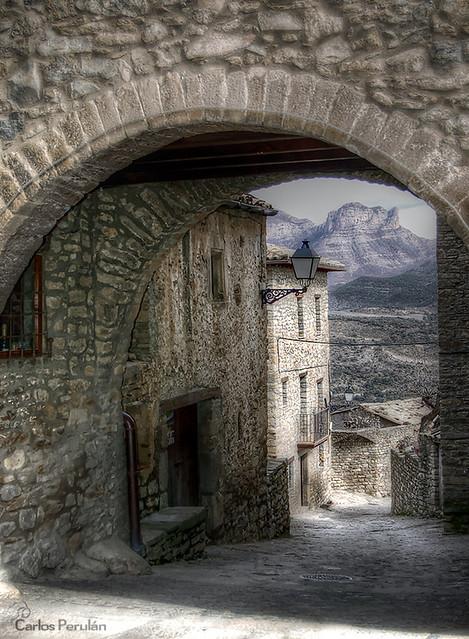 Roda-de-Isabena-Huesca
