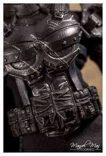 "Mezco ONE:12 - PX: Deathstroke ""Stealth Ver.""   by manumasfotografo"
