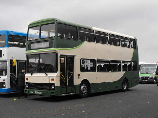 F303 MYJ, Volvo B10M-50, Northern Counties Body