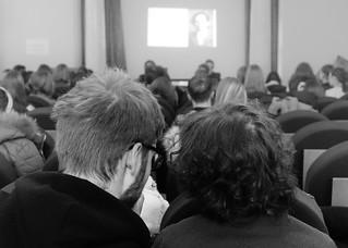 2  ноября 2018 года в Литературном институте состоялся историко-поэтический вечер «Слушай же, молодость, как было дело…», посвященный столетию событий Гражданской войны 1917-1922 годов.