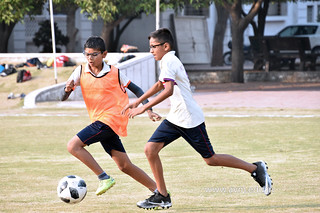 Inter House Football Competition 2018-19 4 (19) | by Atmiya Vidya Mandir