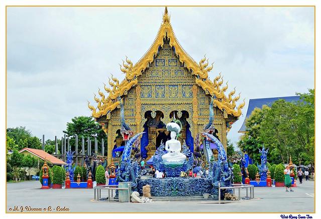 วัดร่องเสือเต้น  -  Wat Rong Suea Ten  20 / 21