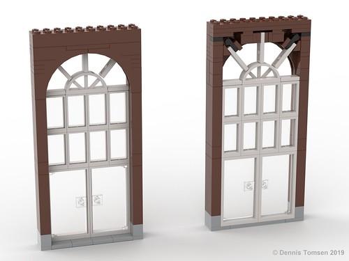 Main platform doors (Odense Banegård)