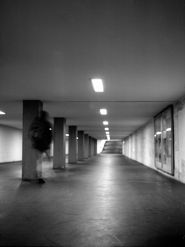 Along the Empty Corridor | by ucn