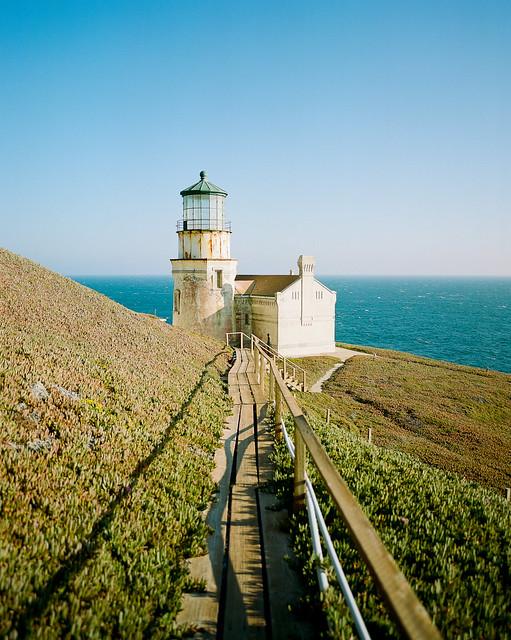 Forbidden Lighthouse