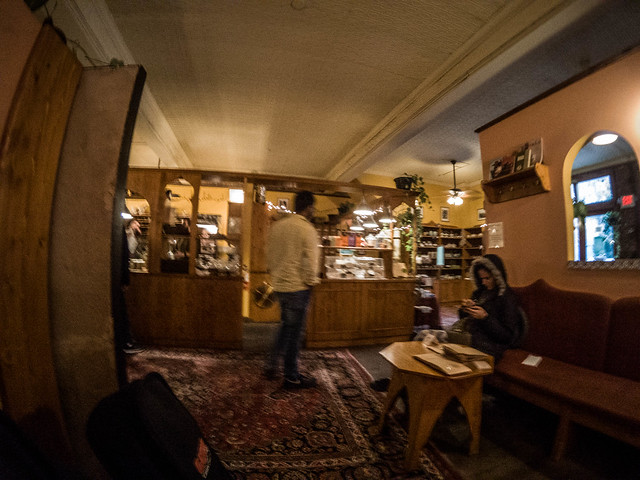 Dobra Tea House