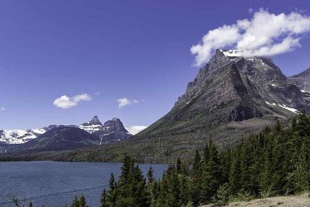 St. Mary Lake, Glacier N. P.