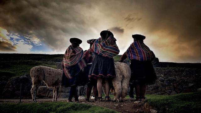 Twilight Peru