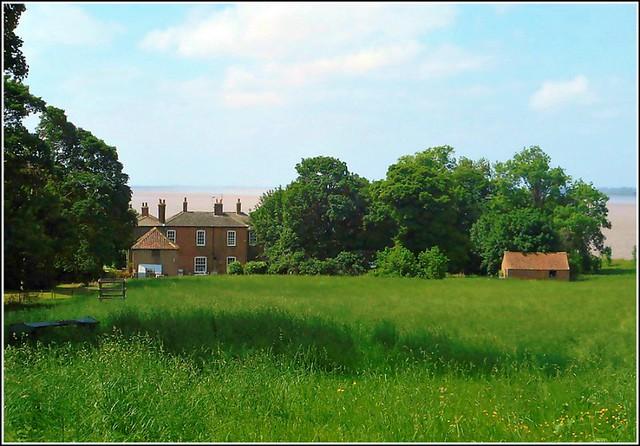 Secluded Farmhouse....