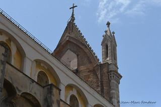 Naples : Cathédrale Notre-Dame-de-l'Assomption | by CpaKmoi
