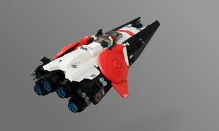 Vanguard Planetary Defender   by Oscar Cederwall (o0ger)