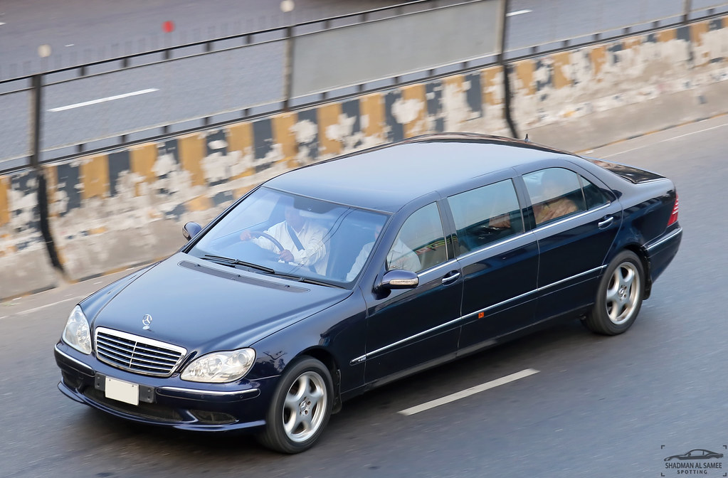 Daimler is having trouble keeping track of its limos