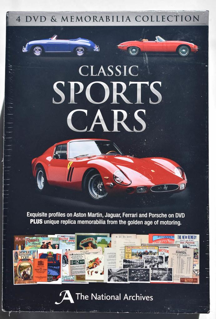 Classic Sports Cars Vishal Majithia Flickr