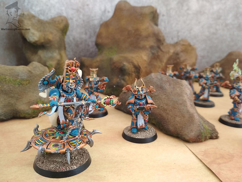 Thousand Sons - Rubic Marines and Sorcerers00003 | by Wargaming Mamas