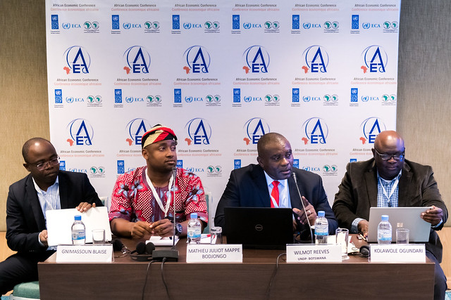 AEC 2018 - Concurrent Session 1 - Opportunities and Drivers of Africa Integration - Research Paper Presentations.