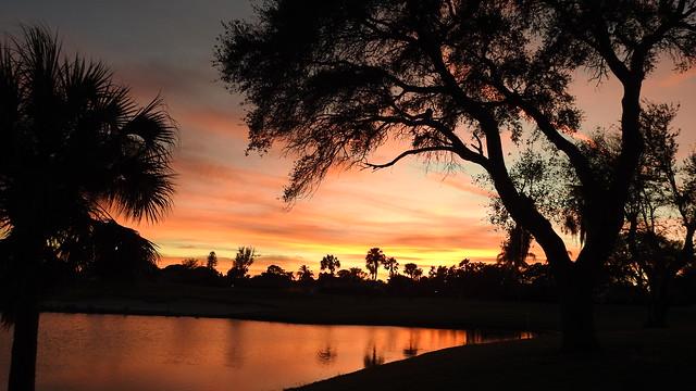 January 9th Sunset