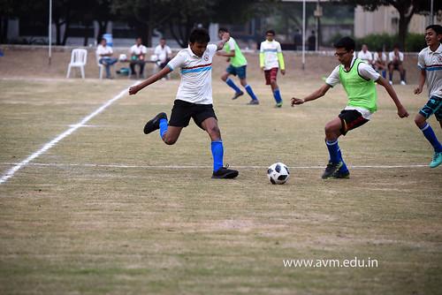 Inter House Football Competition 2018-19 8 (10) | by Atmiya Vidya Mandir