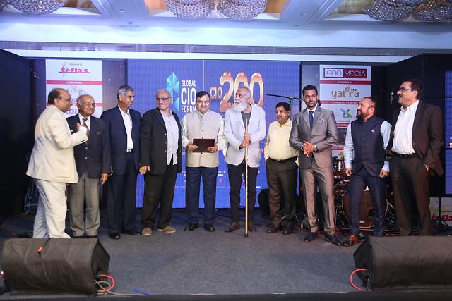 CIO 200 - India 2018