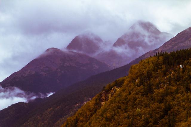 Mountain View - Skagway, Alaska