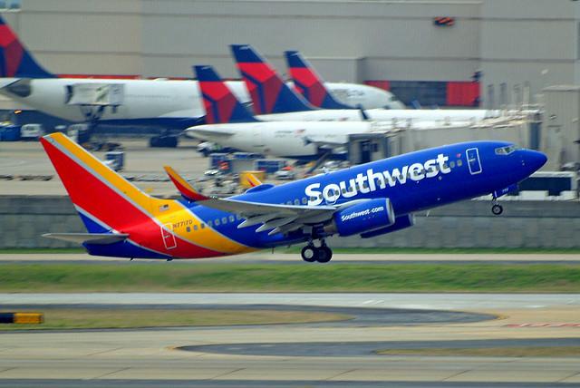 N7717D   Boeing 737-76N [32664] (Southwest Airlines) Atlanta-Hartsfield~N 30/03/2017