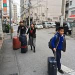 沖繩自由行 飯店離開去搭電車